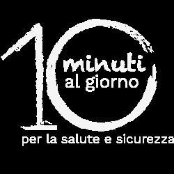 10 minuti al giorno Logo